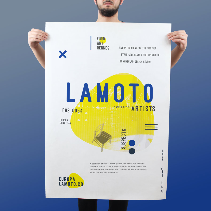Free psd poster download free psd templates lamoto promotional poster free flyer template pronofoot35fo Images